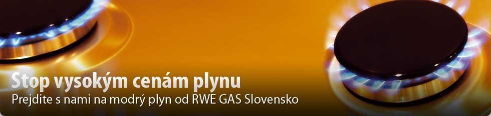 Poistenie & Financie, s.r.o., Lacnejší plyn, modrý plyn